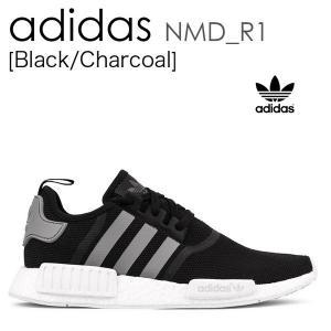 adidas アディダス NMD R1 Black Char...
