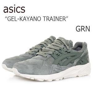 asics tiger アシックスタイガー GEL-KAYANO TRAINER Agave Green  ゲルカヤノ グリーン H6M2L-8181|a-dot