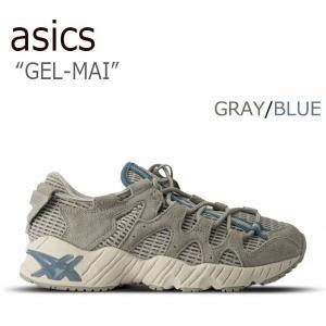 asics tiger GEL-MAI アシックスタイガー ゲルマイ GRAY グレー H8E3N-1212|a-dot