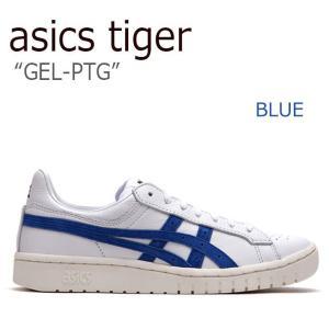 asics tiger GEL-PTG ゲル ポイントゲッター BLUE ブルー|a-dot