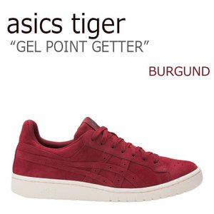 asics tiger アシックスタイガー GEL-PTG BURGUNDY ポイントゲッター バーガンディー HL7S0-2626|a-dot