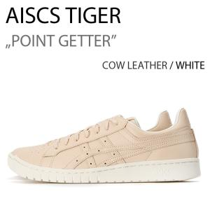 asics tiger GEL PTG ポイントゲッター アシックス COW LEATHER|a-dot