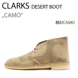 CLARKS DESERT BOOT CAMO クラークス デザートブーツ 迷彩|a-dot