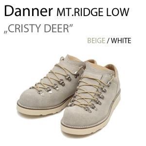 Danner MT.RIDGE LOW CRISTY DEER ダナー マウンテンリッジ ロー D-4007|a-dot