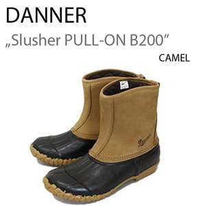 DANNER SLUSHER PULL-ON B200 スラッシャー ダナー CAMEL|a-dot