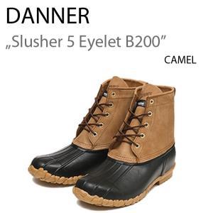 DANNER SLUSHER 5 EYE B200 スラッシャー 5アイレット ダナー D140003 CAMEL|a-dot