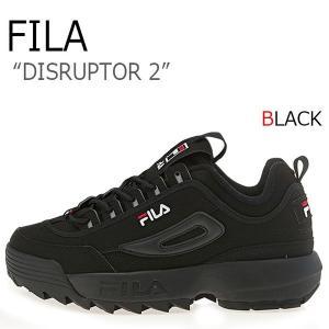FILA DISRUPTOR 2 フィラ ディスラプター 2 BLACK ブラック FS1HTA1078X|a-dot