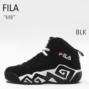 FILA MB Black フィラ ブラック F1XKX5262 マッシュバーン|a-dot