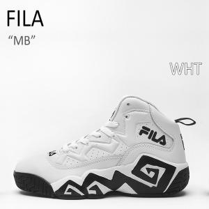 FILA MB White フィラ ホワイト F1XKX5261 マッシュバーン|a-dot