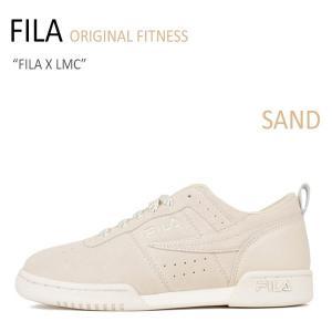 FILA x LMC ORIGINAL FITNESS sand フィラ LMC オリジナルフィットネス|a-dot