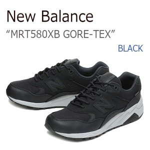 New Balance 580 GORE-TEX Black ニューバランス ゴアテックス MRT5...