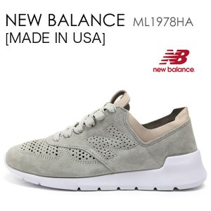 New Balance 1978 MADE IN USA ニューバランス アメリカ グレー ML1978HA|a-dot
