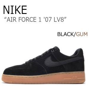 Nike ナイキ  Air Force 1 07 LV8 エア フォース1 BLACK ブラック GUM ガム AA1117-001  AA0287-002|a-dot