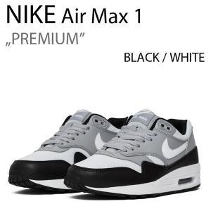 NIKE Air Max 1 Premium BLKGRY ナイキ エアマックス プレミアム 454746-011|a-dot