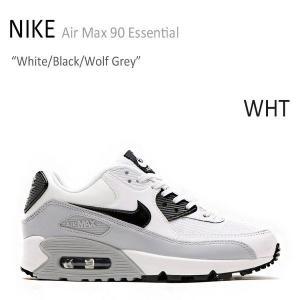 NIKE AIR MAX 90 ESSENTIAL Whit...