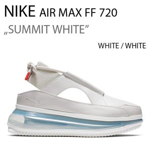 NIKE W AIR MAX FF 720 WHT ナイキ エアマックス 720 ホワイト AO3189-100|a-dot