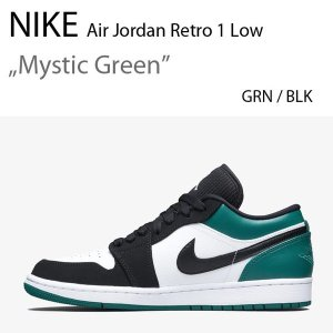 NIKE Air Jordan Retro 1 Low Mystic Green ジョーダン グリーン 553558-113|a-dot