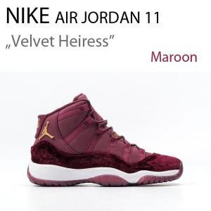 NIKE Air Jordan 11 Retro Velvet Night Maroon ジョーダン11 852625-650|a-dot