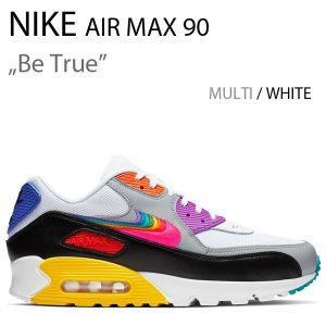 NIKE Air Max 90 Be True MULTI エアマックス ビー トゥルー CJ5482-100|a-dot