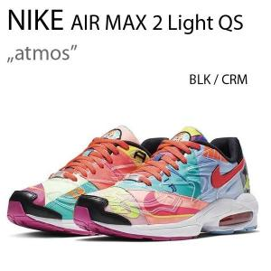 NIKE AIR MAX 2 Light QS Bright Crimson atmos ナイキ マックス CJ6200-001|a-dot
