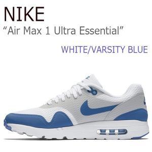 NIKE Air Max 1 Ultra Essential Varsity Blue エアーマックス1 819476-102|a-dot
