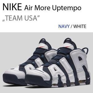 ナイキ Nike Air More Uptempo モアアップテンポ モアテン TEAM USA 414962-104|a-dot