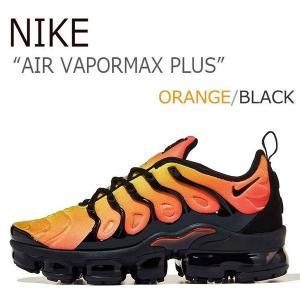 NIKE AIR VAPORMAX PLUS ベイパーマックス プラス ORANGE BLACK オレンジ ブラック 924453-006|a-dot