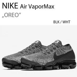 Nike Air VaporMax ヴェイパーマックス OREO Black ブラック 849558-041|a-dot