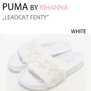 PUMA BY RIHANNA プーマ リアーナ LEADCAT FENTY リードキャット フェンティ ファーサンダル|a-dot