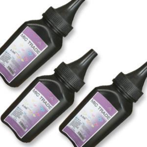 3本セット ブラザー 詰め替え用トナー 粉 100g|a-e-shop925