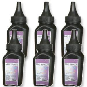 6本セット ブラザー 詰め替え用トナー 粉 100g|a-e-shop925