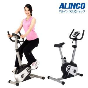 アルインコ エアロマグネティックバイク4017 AFB4017  フィットネスバイク ダイエット