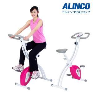 エアロマグネティックバイク アルインコ 健康器具 AFB4417 クロスバイク4417|a-fitness