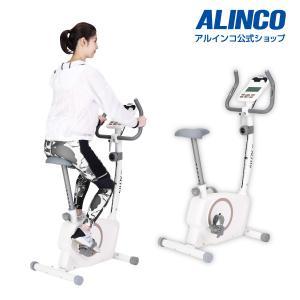 アルインコ エアロマグネティックバイク5721 AFB5721W  フィットネスバイク