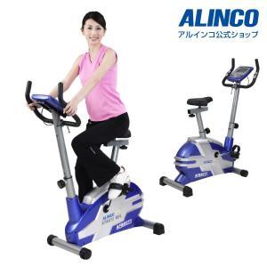 ポイント3倍2日0時から5日10時 エアロマグネティックバイク アルインコ 健康器具 AFB6011 プログラムバイク6011