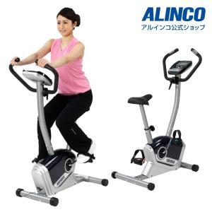 エアロマグネティックバイク アルインコ 健康器具 AFB6015 プログラムバイク6015|a-fitness