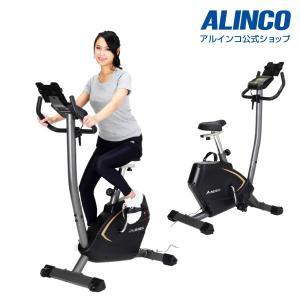 アルインコ プログラムバイク7018 AFB7018  フィットネスバイク ダイエット 自宅 運動不...