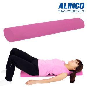 健康器具 アルインコ EXP260 楕円形エクササイズポール/ピンク フィットネス|a-fitness