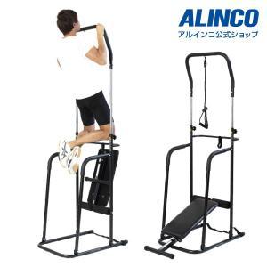 懸垂マシン ぶらさがり健康器 健康器具 アルインコ マルチ懸垂マシン FA917 フィットネス|a-fitness