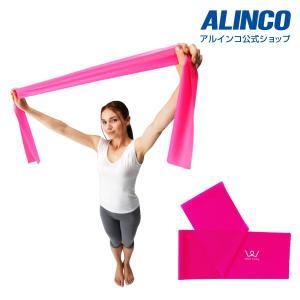 アルインコ WB010 エクササイズバンド ソフト フィットネス 健康器具