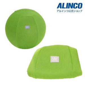 アルインコ エクササイズボールカバー55cm WB1241G  健康器具