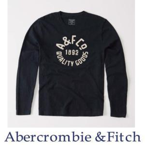 アバクロ メンズ Tシャツ ロンT 長袖 Abercromb...