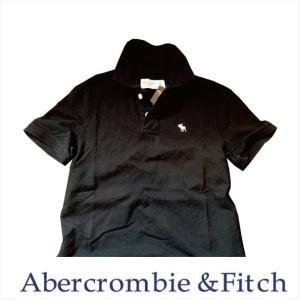 アバクロ ポロシャツ メンズ 鹿の子素材 Abercromb...