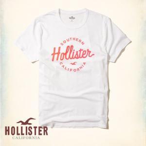 ホリスター HOLLISTER メンズ Tシャツ 半袖 クル...