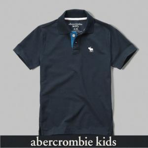 アバクロ キッズ ポロシャツ Tシャツ ボーイズ Aberc...