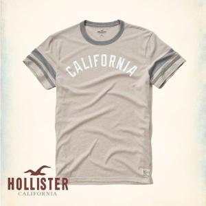 ホリスター HOLLISTER メンズ Tシャツ 半袖 St...