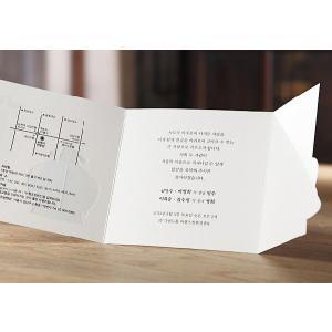 結婚式招待状 印刷込 BH-3280・10部セット a-haru 05
