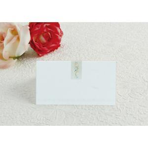 結婚式席札 S-002/白紙/10部セット|a-haru