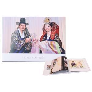 ウェディングアルバム ブックタイプ/式+披露宴パック 撮影&印刷|a-haru