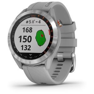 国内正規品 ガーミン アプローチ S40 グレー GPSゴルフナビ GARMIN NEW Approach S40 Gray 010-02140-20 タッチパネル ゴルフナビ ゴルフウォッチ|a-inoko|05